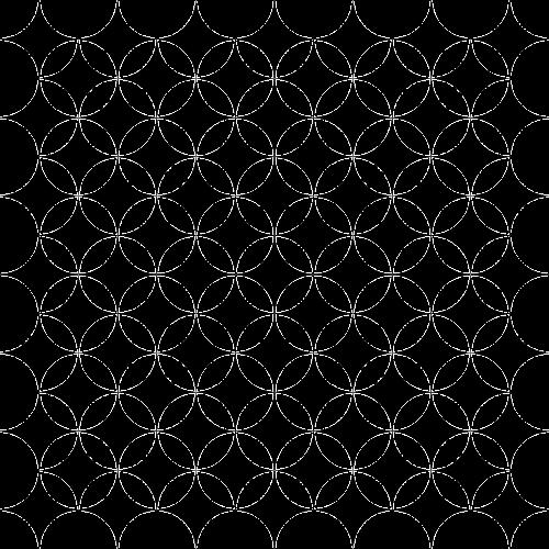 circles round squares