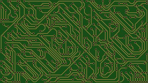 circuit board electronics draft
