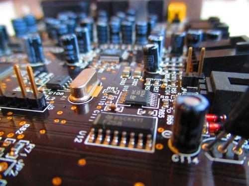 circuit board electronic circuit