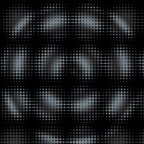 Circular Abstract Blend Wallpaper