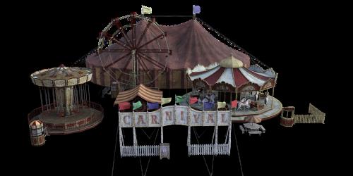 circus year market buden