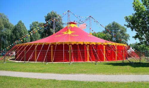 circus tent circus tent