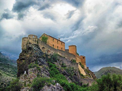 citadelle de corte france landmark