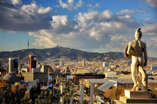 cities barcelona views