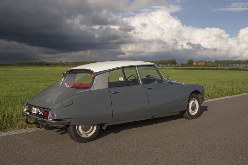 citroen id 1967 vintage car