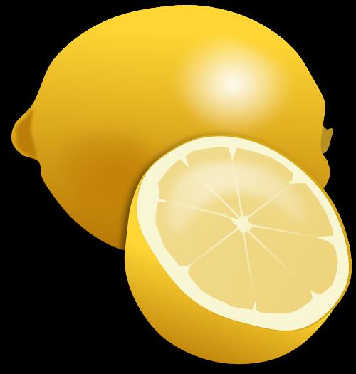 Citronas,citrusiniai,vaisiai,maistas,citrina,gabaliukas,vitamino C,vitaminai,rūgštus,sveikas,Citrusinis vaisius,geltona,sultingas,nemokama vektorinė grafika