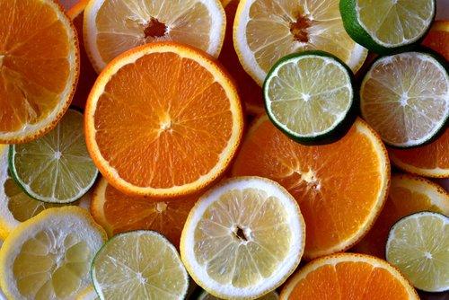 citrus  fruit  orange