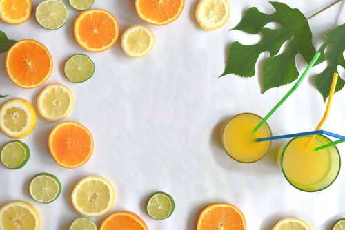 citrus  fruits  vitamins