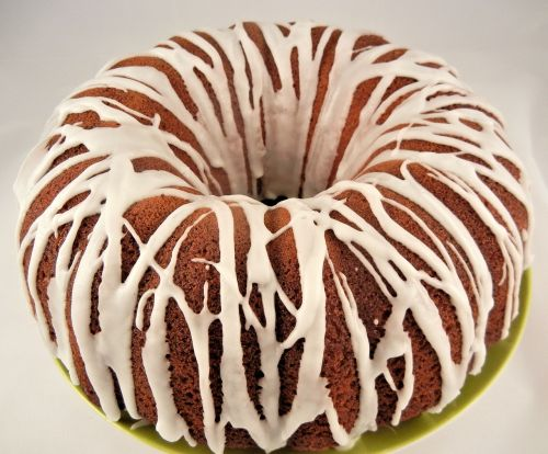 citrus bundt cake cake confectioner sugar