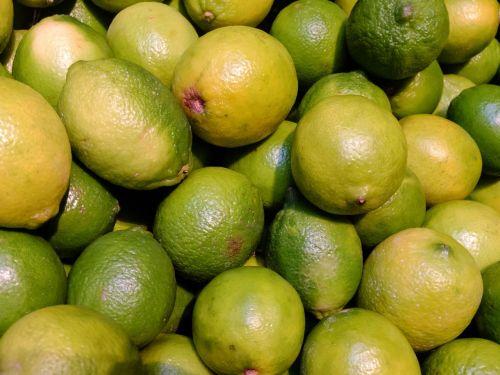 citrus fruits lime sour