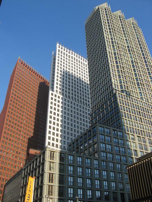 the hague city skyscraper