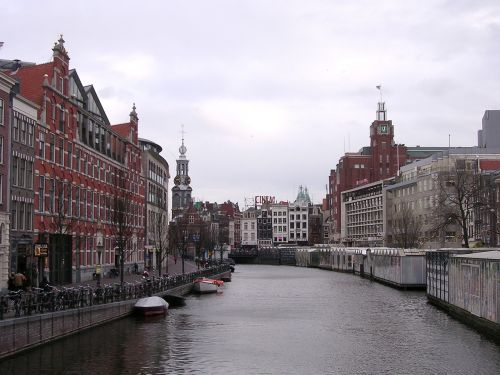 city amsterdam canals