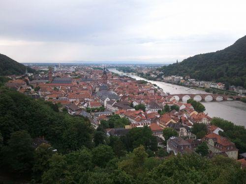 city heidelberg outlook