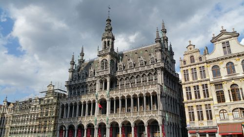 brussels city centre grand place