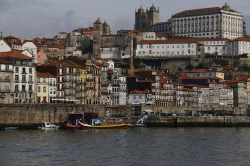 city river douro douro landscape