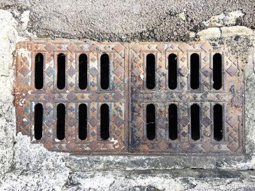 city india down the drain