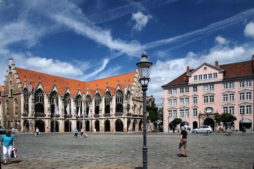 braunschweig city old town market