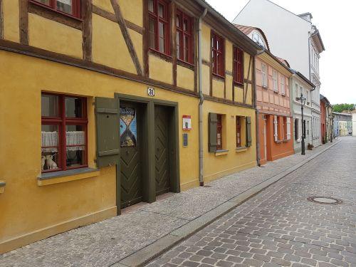 city brandenburg downtown