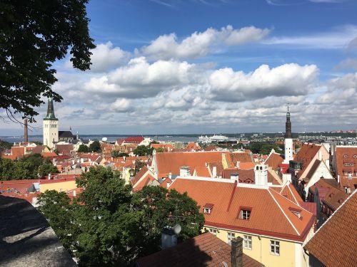 city estonia