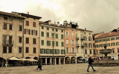 city space facade