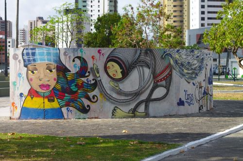 city urban art