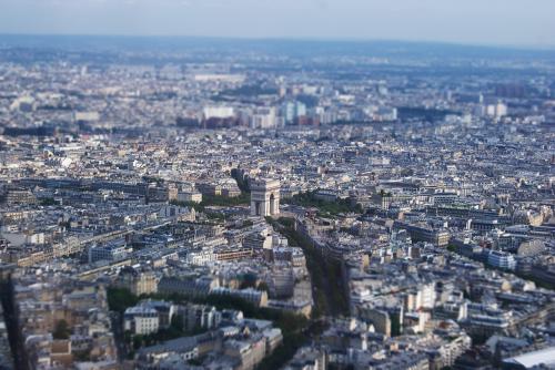 city eiffel tower france