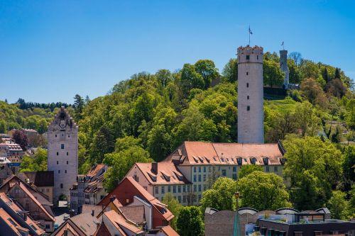 city ravensburg flour sack