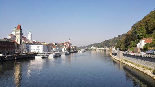 city river passau