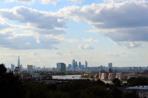 city london view