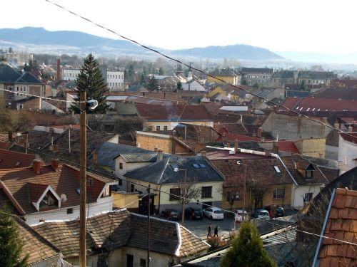 city esztergom houses