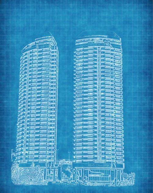 city building blueprint