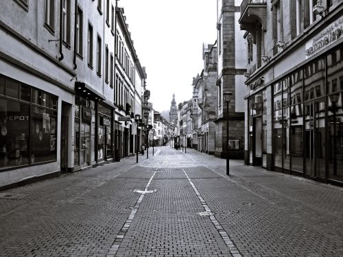 city old town black