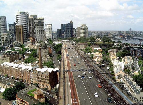 city view highway