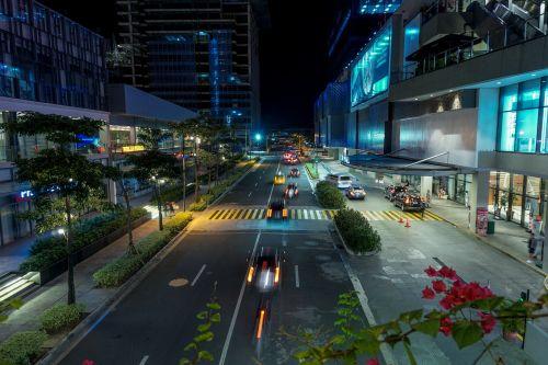 city road street