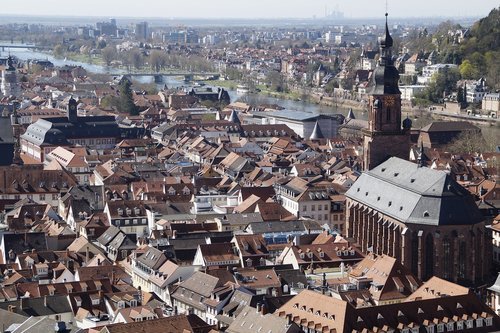 city  panorama  urban landscape