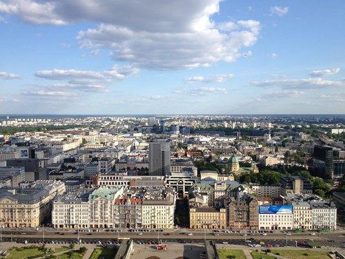 city  panorama  architecture