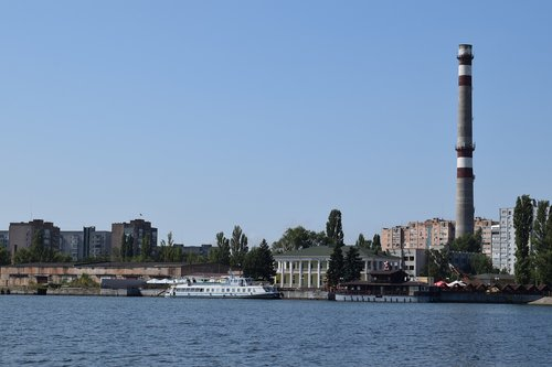 city  quay  river
