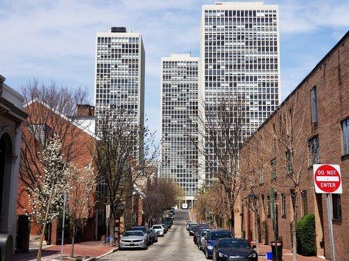 city  philadelphia  street
