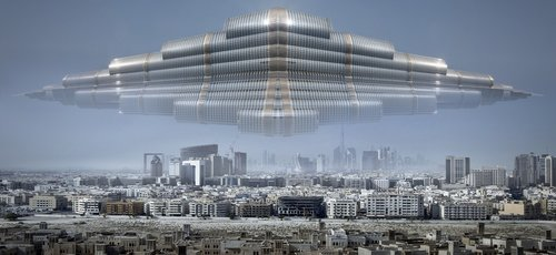 city  ufo  forward