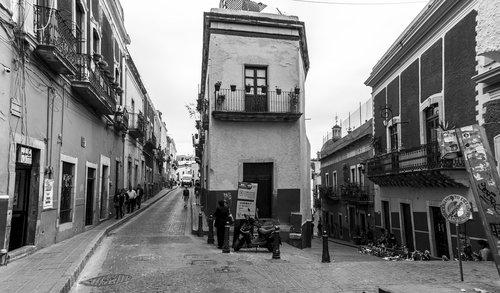 city  guanajuato  mexico