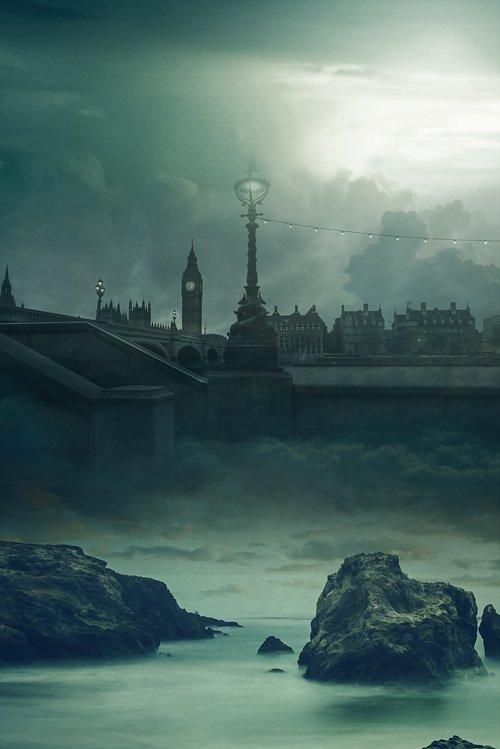 city  fantasy  fantasy city