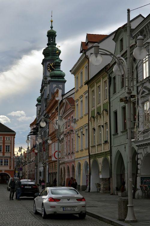 city architecture bohemia