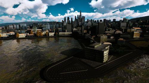 city urban digital