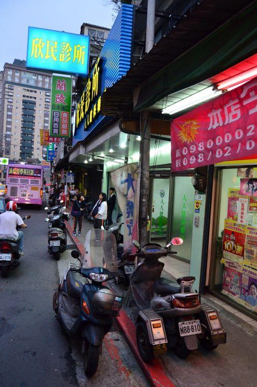 city district taiwan