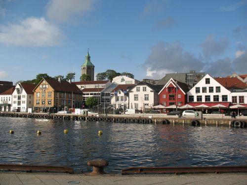 city quay port
