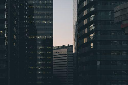 city cityscape buildings