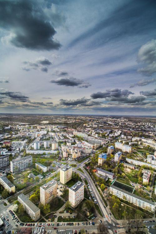 city landscape modern