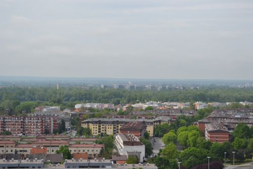 city zagreb panorama