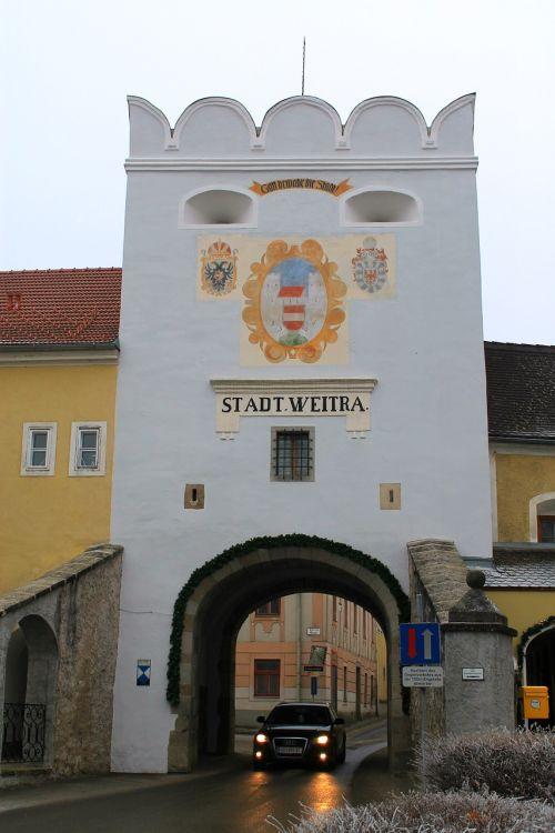 city gate city wall historically