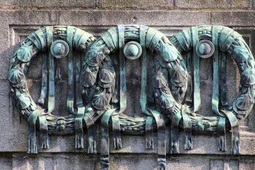 city park vienna monument